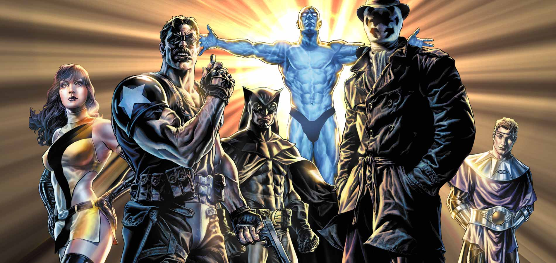 Damon Lindelof in Talks to Bring Watchmen to HBO