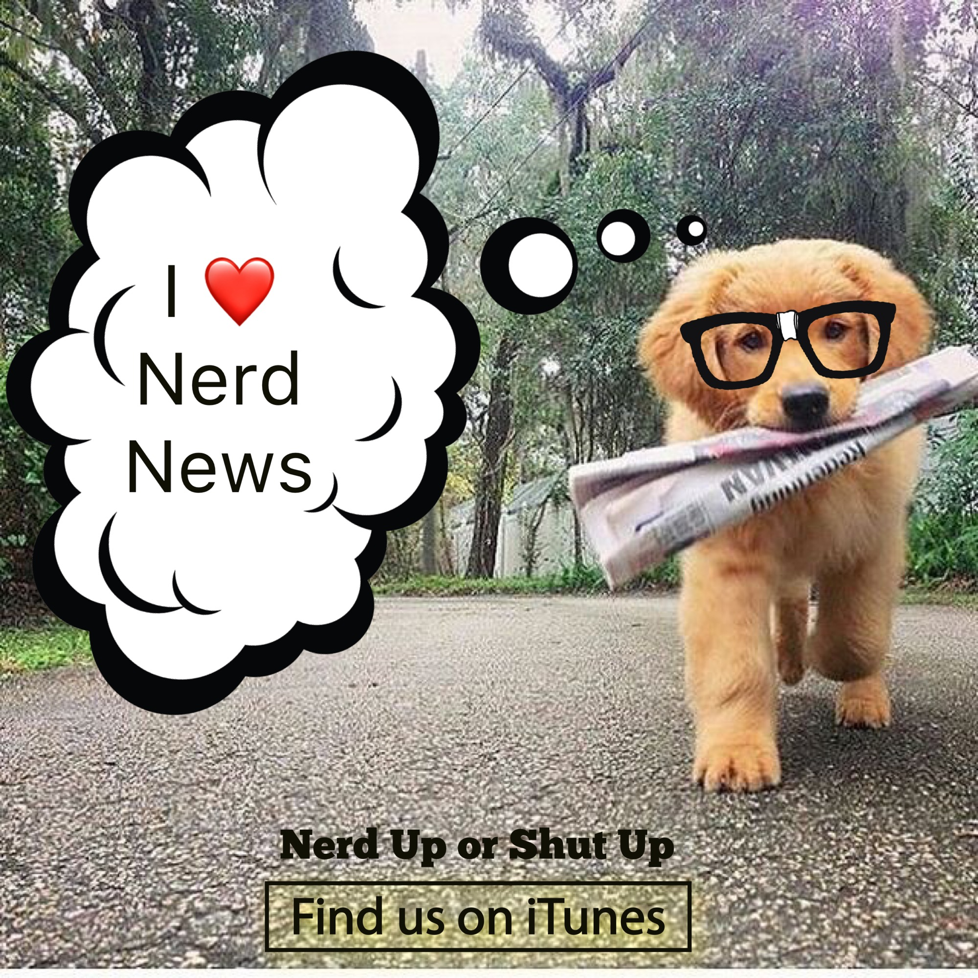 Nerd Up or Shut Up Ep. 33: Topically Topical