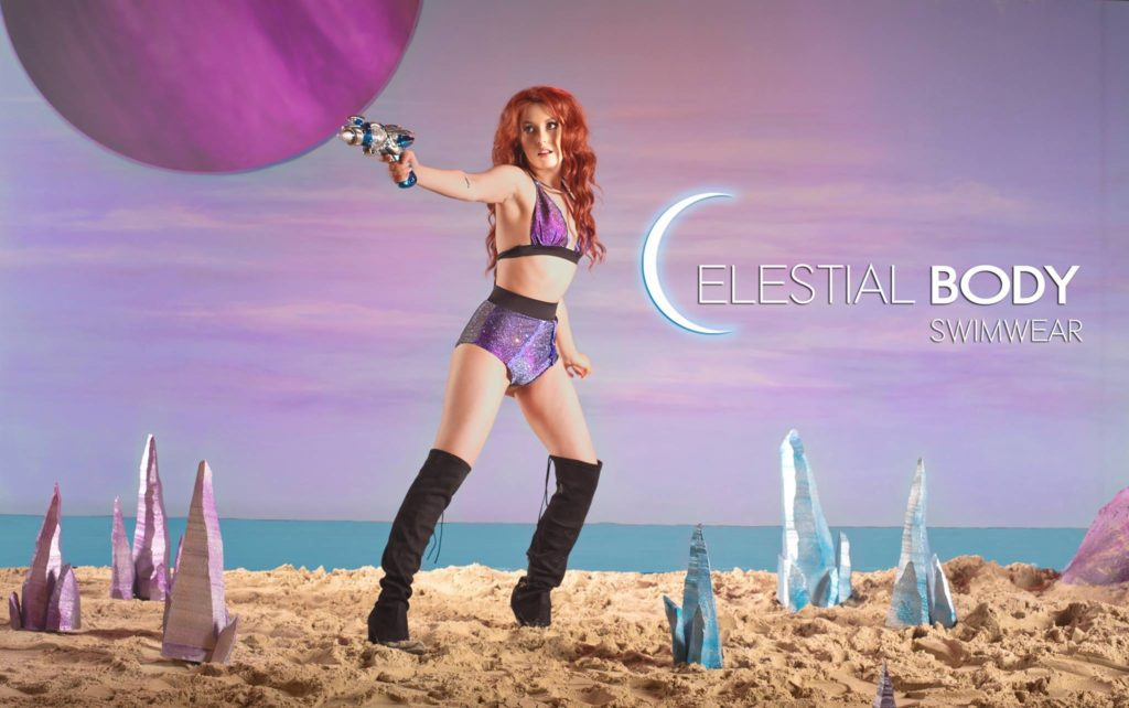 Legion of Leia Podcast Ep. 62: Celestial Body Swimwear Creators Rileah Vanderbilt and Jes Reaves