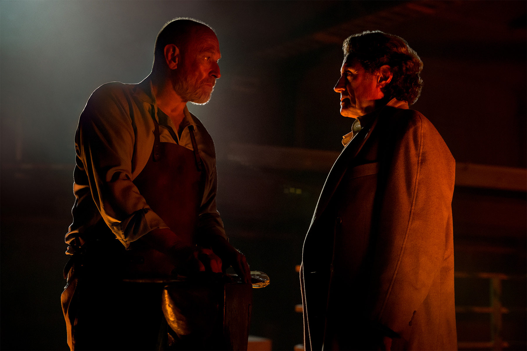 American Gods Episode 106 Recap & Review - 'A Murder of Gods'