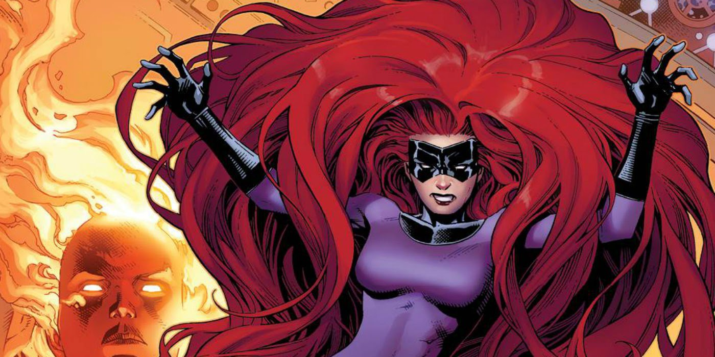 The Inhumans Set Photos Reveal Medusa With a Lot Less Hair