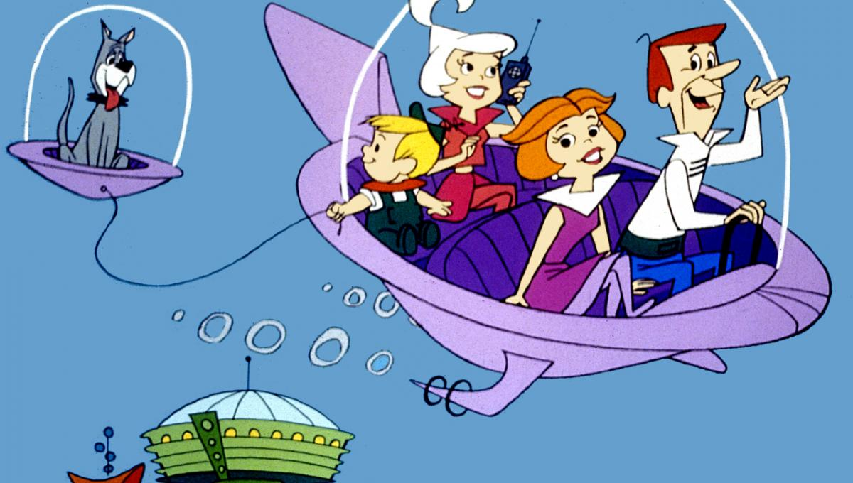 'The Jetsons' Getting a Live-Action Reboot by Robert Zemeckis