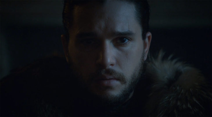 Jon Snow King of the North