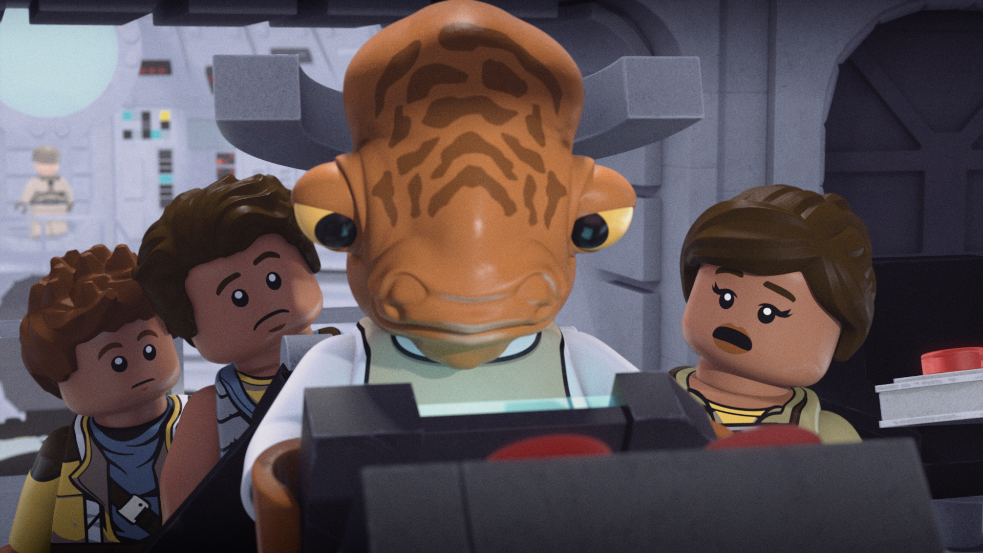 Disney XD is Hosting a LEGO Star Wars Marathon