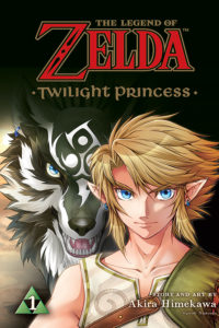 Manga Review: The Legend of Zelda: Twilight Princess, Vol. 1