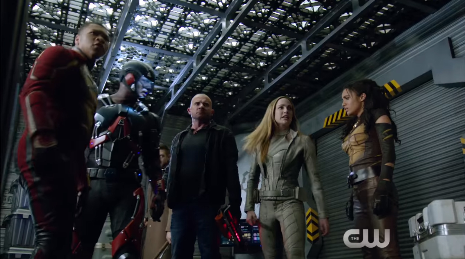 Legends of Tomorrow Season 2 Recap And Review – Episode 15: 'Fellowship of the Spear'
