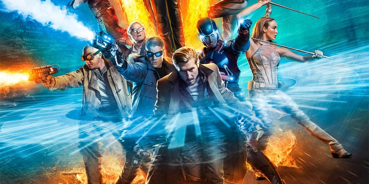 DC's Legends of Tomorrow Season 3 Details Revealed