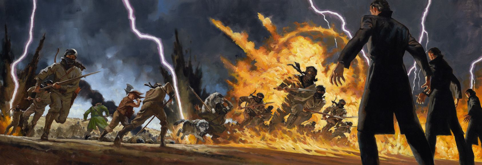 Sony Snatches Up 'Wheel of Time' TV Series