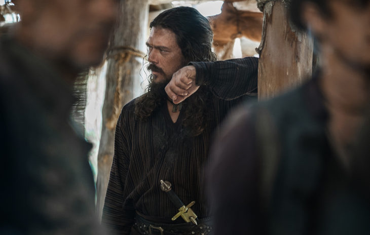Silver Grieves in This Exclusive Clip from Black Sails 'XXXV'