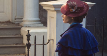 Here's Our First Look at Emily Blunt as Mary Poppins