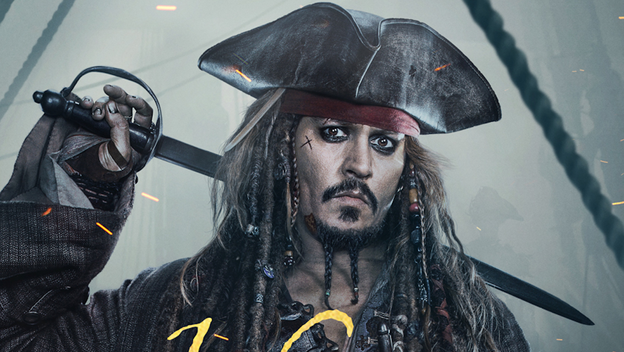 New Posters for Pirates of the Caribbean: Dead Men Tell No Tales