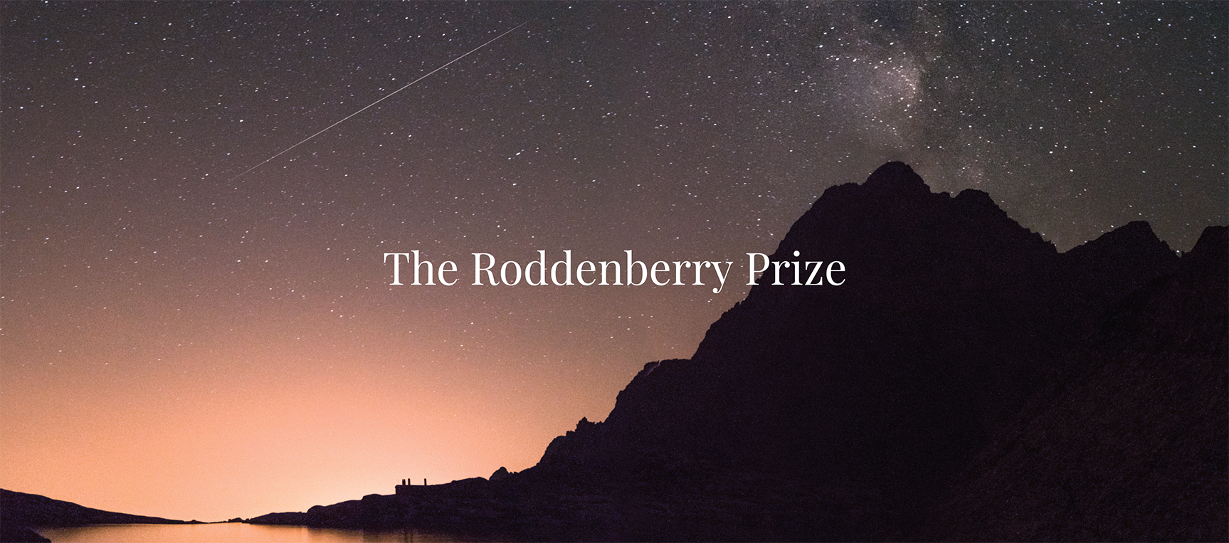 The Roddenberry Foundation Launches Prize Inspired By Star ...
