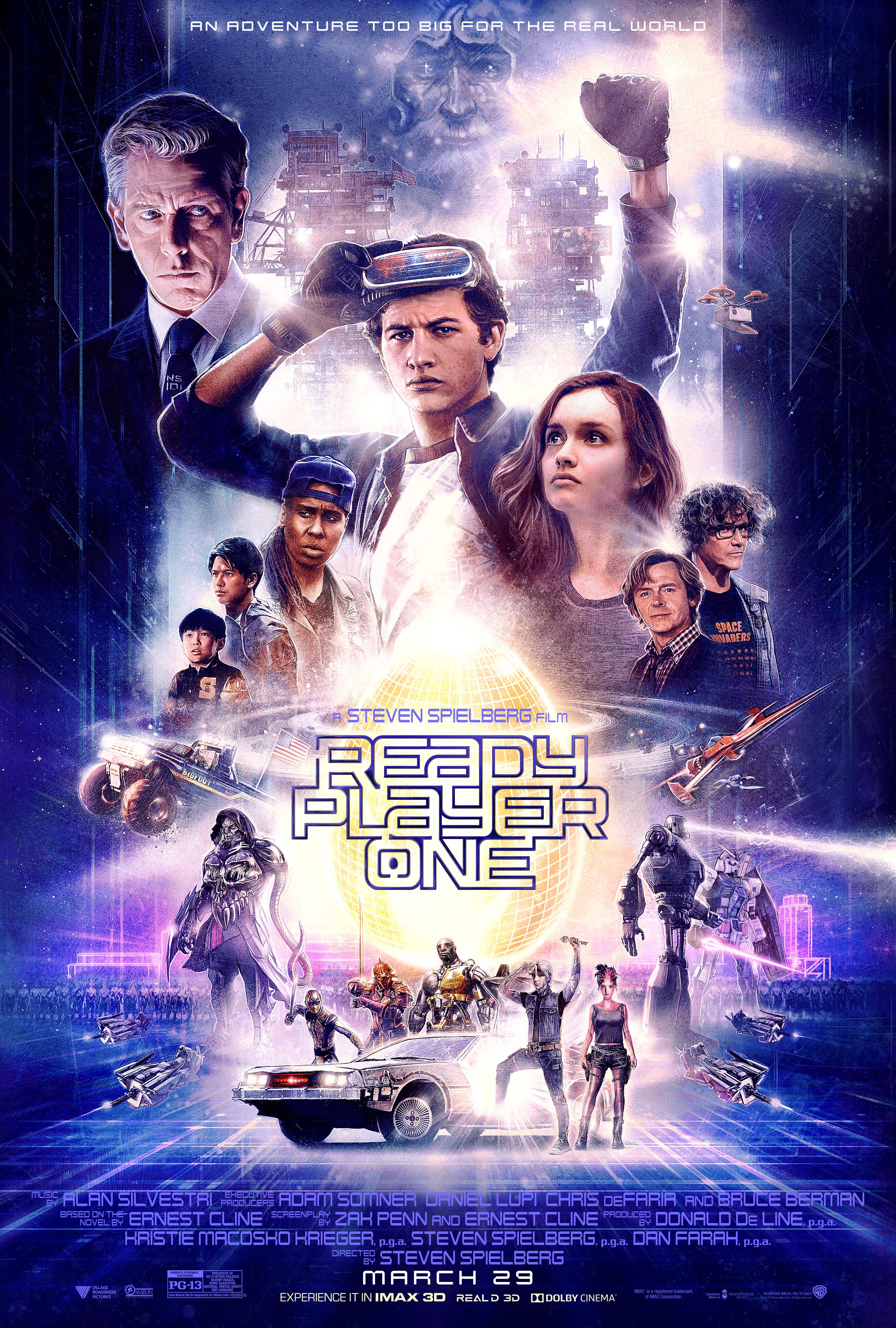 Ready Player One just started a contest!