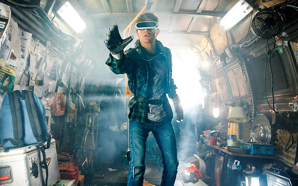 SDCC 2017: Steven Spielberg's Ready Player One Trailer Revealed