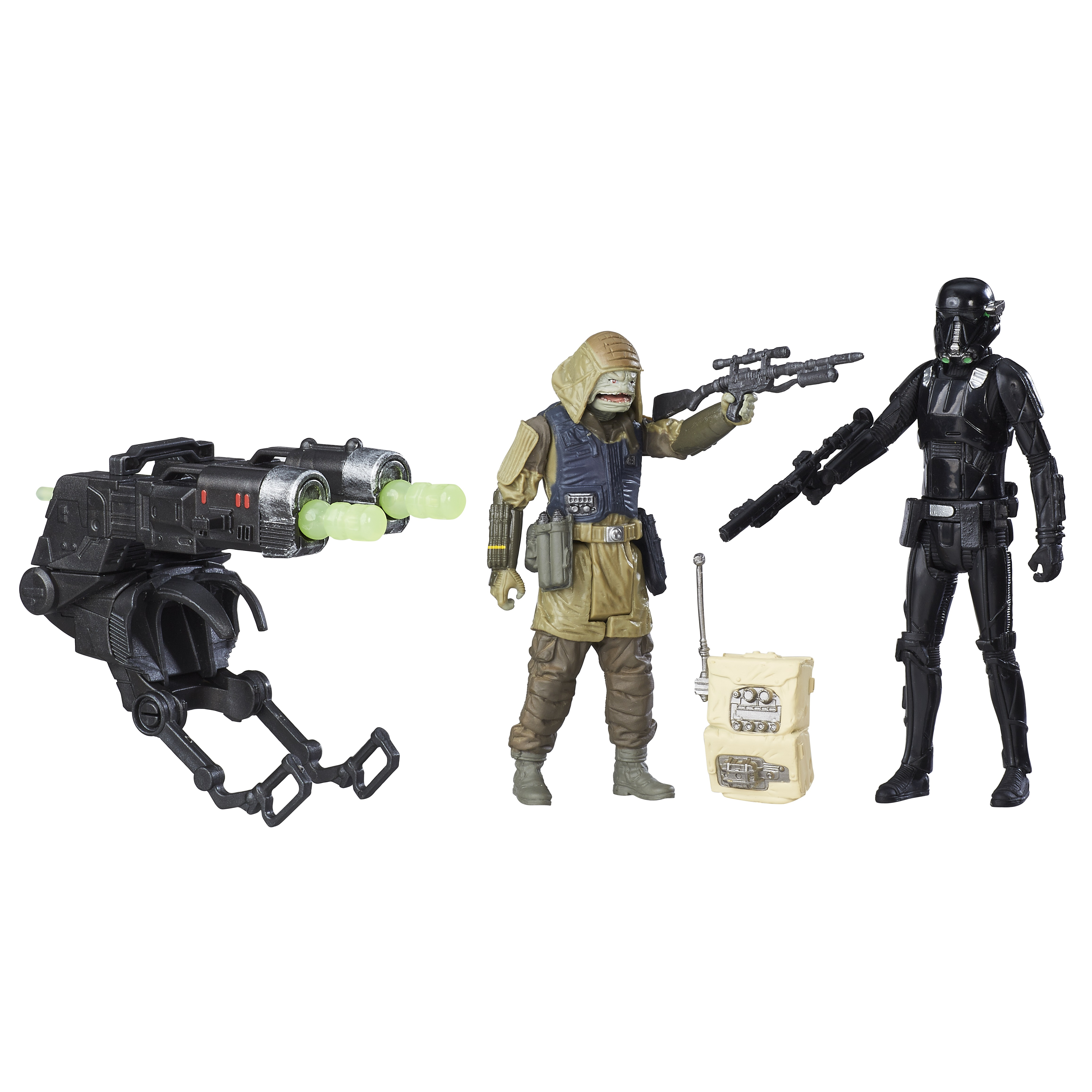 There are EVEN MORE Rogue One Toys on the Way - Welcome to the Legion!    Welcome to the Legion!