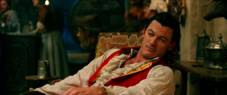 """Check Out the """"Gaston"""" Clip from Beauty and the Beast"""