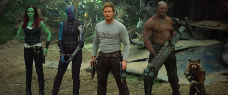 Guess Who's Coming to Dinner in Latest Guardians of the Galaxy Vol. 2