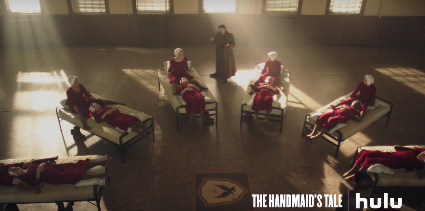 feminism in top girls and handmaid s tale