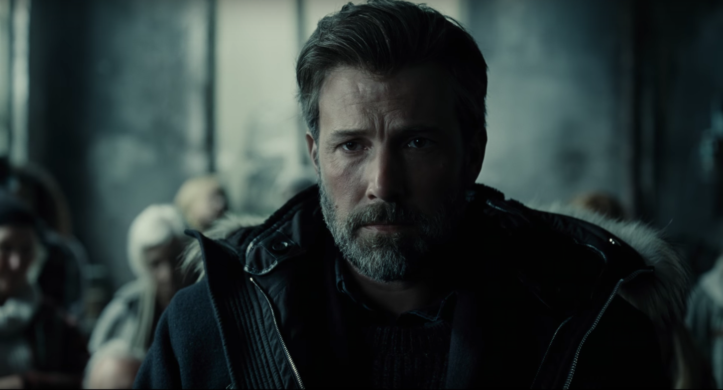 The Justice League Movie Gives Us Two More Teasers