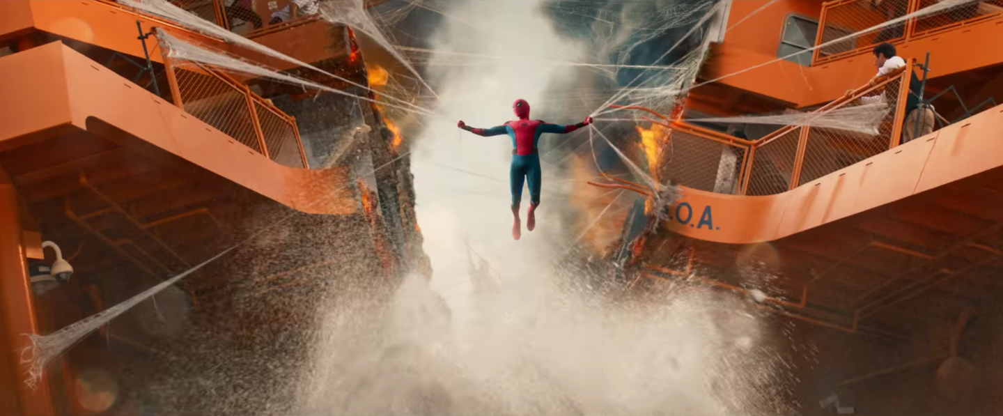 The New Spider-Man: Homecoming Trailer is Here!