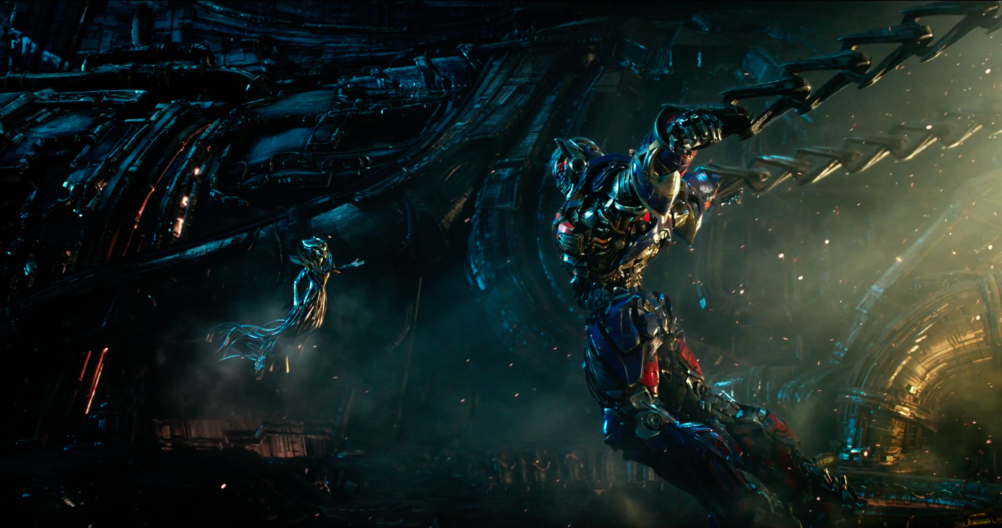 Optimus Goes Rogue in Transformers: The Last Knight Trailer