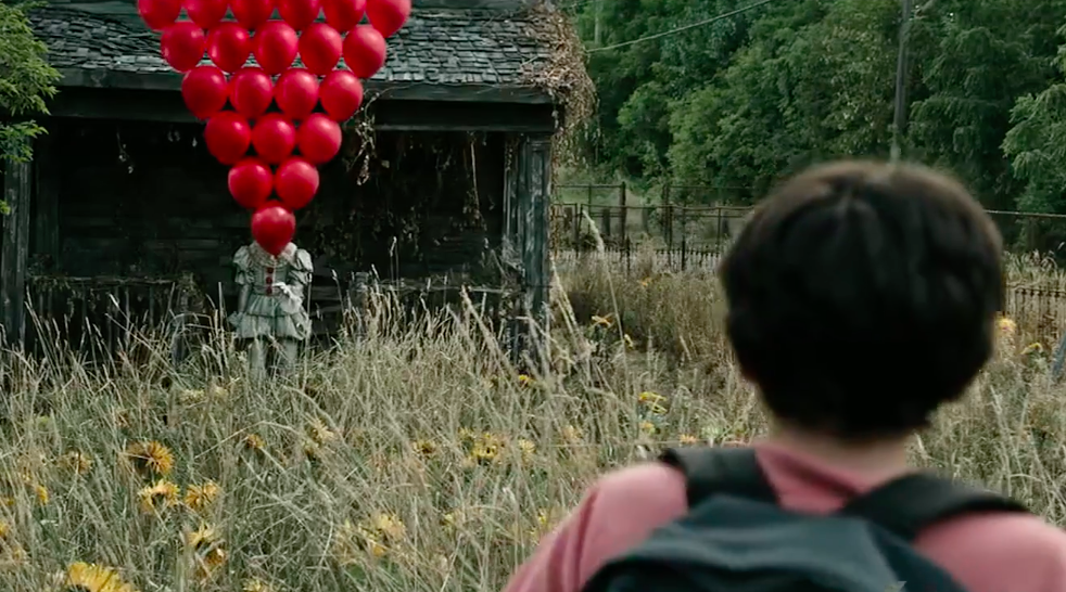 Here's Our First Full Look at Pennywise, Losers Club from IT