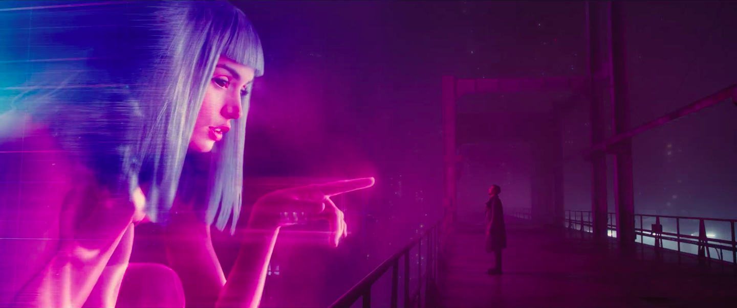 Check Out the First Official Trailer for Blade Runner 2049