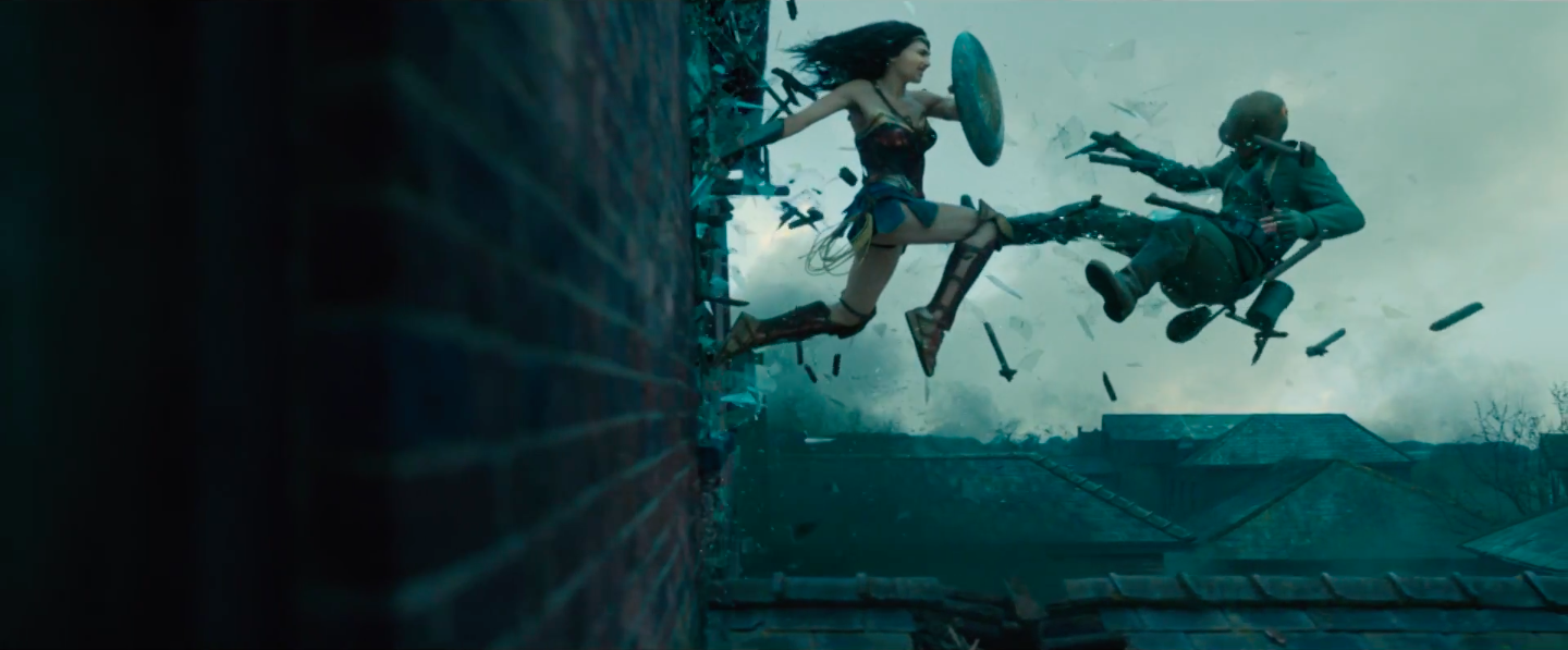 Wonder Woman Exceeds Expectations at the Box Office, $100 Million