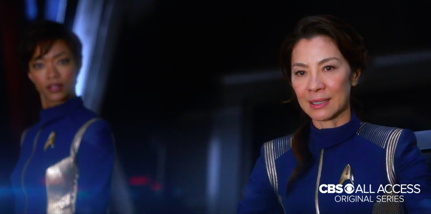 Let's Talk About These 'Fans' Hating on Star Trek: Discovery's Diversity