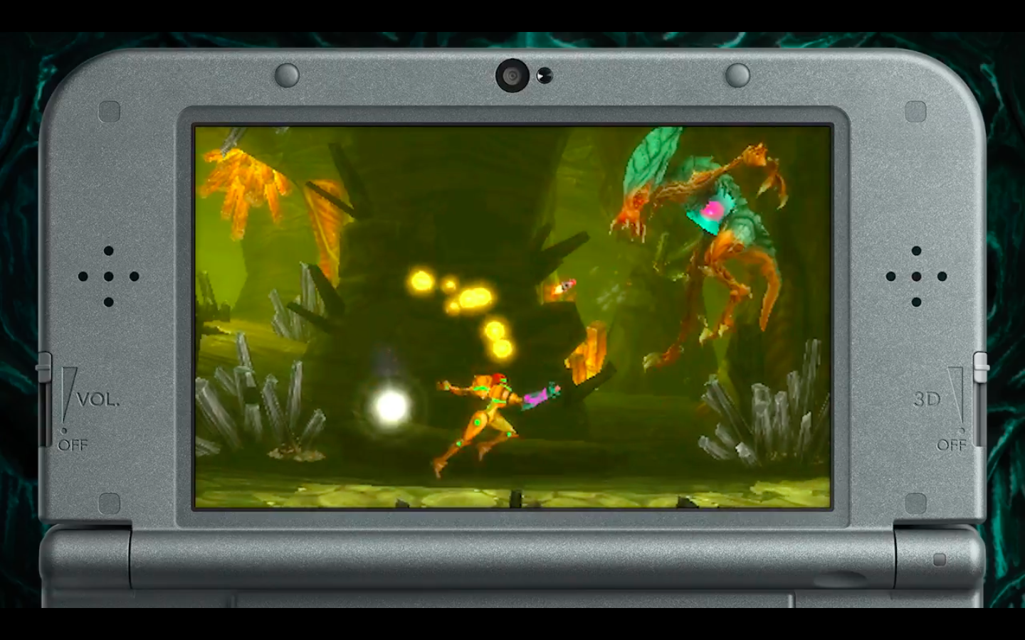 E3 2017: Metroid: Samus Returns Coming to Nintendo 3DS