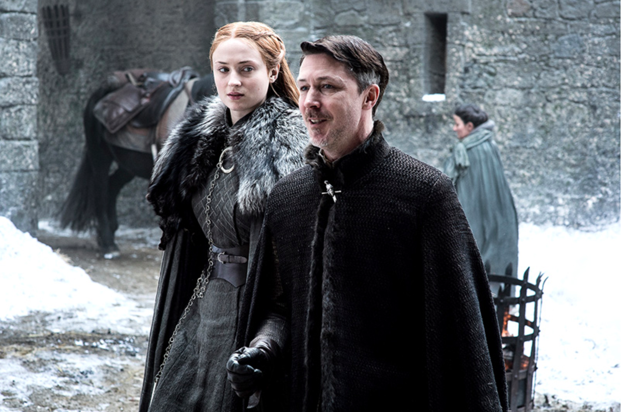 New Game of Thrones Photos Appear Ahead of Season Premiere