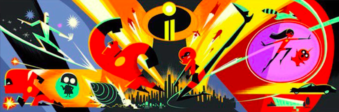 Pixar's The Incredibles 2 Takes Place 'A Minute' After First Film