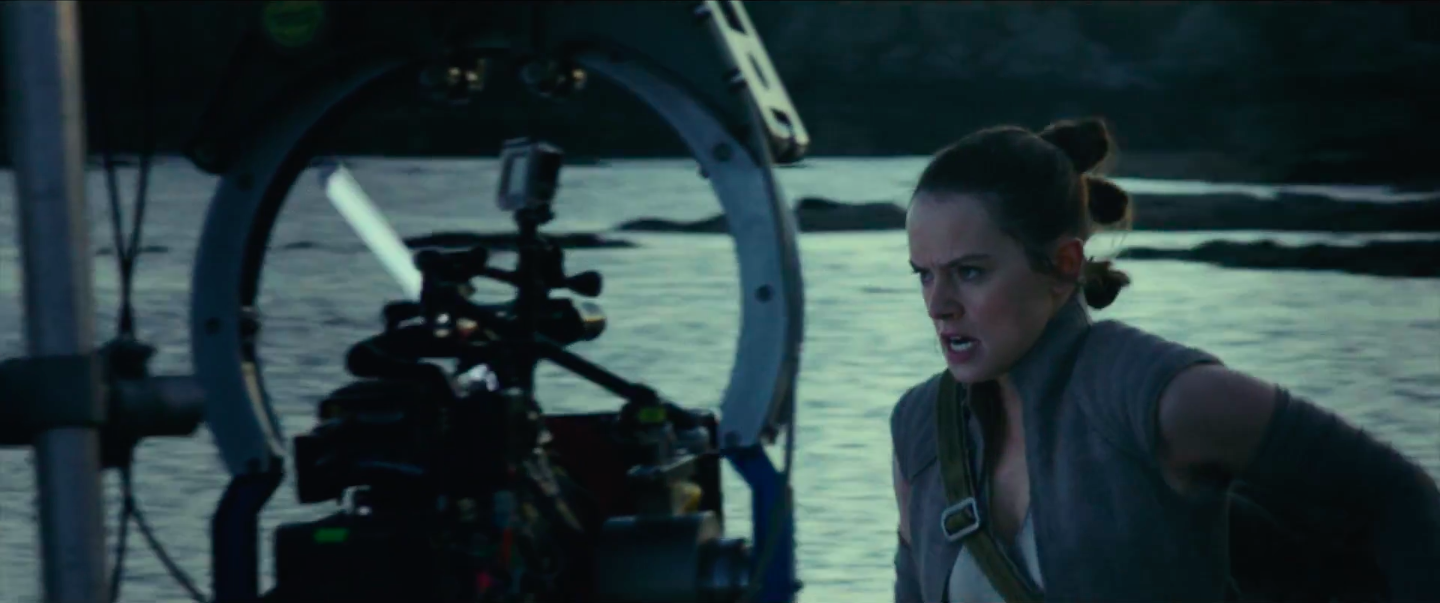 D23 Expo: 'The Last Jedi' Cast Reveal Behind the Scenes Footage