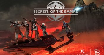 We Tried the Star Wars: Secrets of the Empire VR Experience in Disneyland!