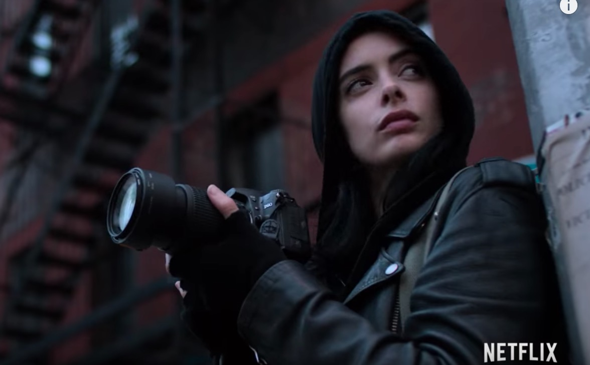 Check out a new behind-the-scenes video from season 2 of Jessica Jones