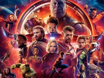 Check out a new TV spot for Avengers: Infinity War and IMAX