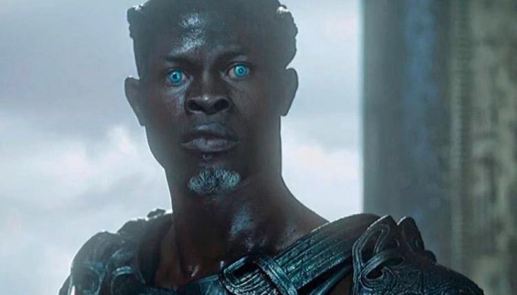 Djimon Hounsou to play the Wizard in DC's Shazam