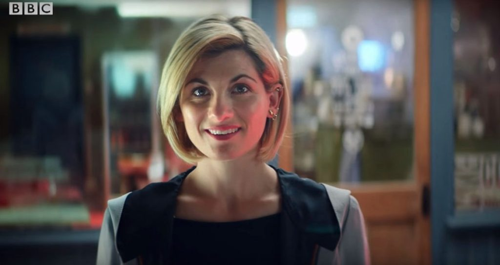 Watch the teaser for the new season of Doctor Who!
