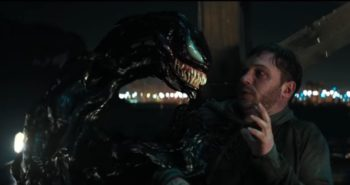 Check out the new trailer for Sony's Venom starring Tom Hardy