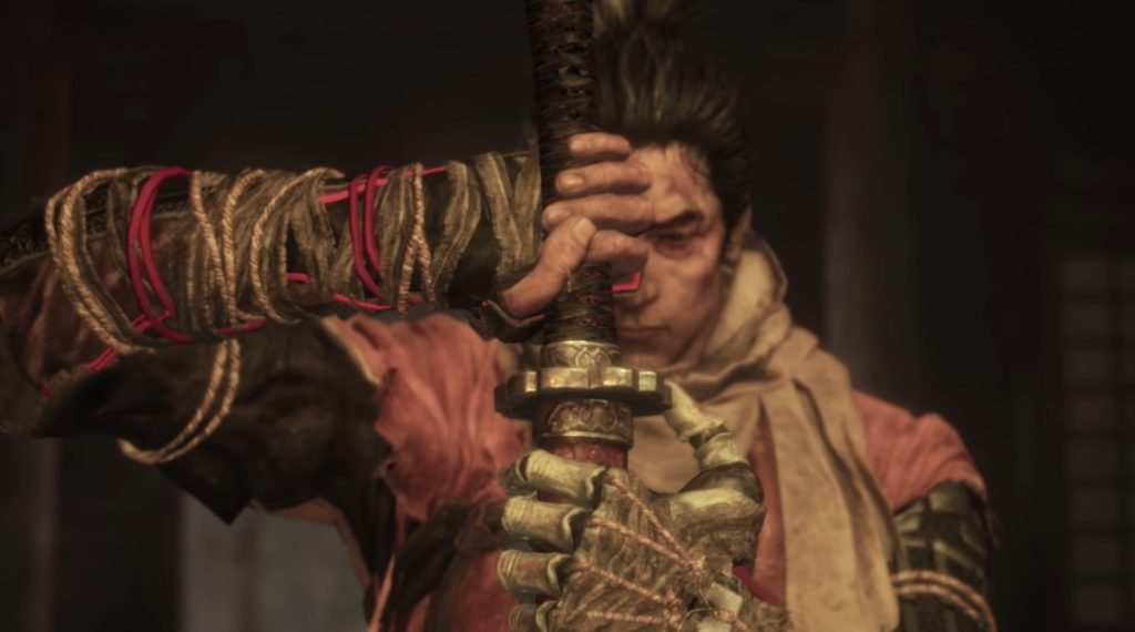 Check out the brand new trailer for Sekiro: Shadows Die Twice