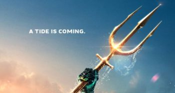 Check out the new Aquaman poster, which was revealed at NYCC