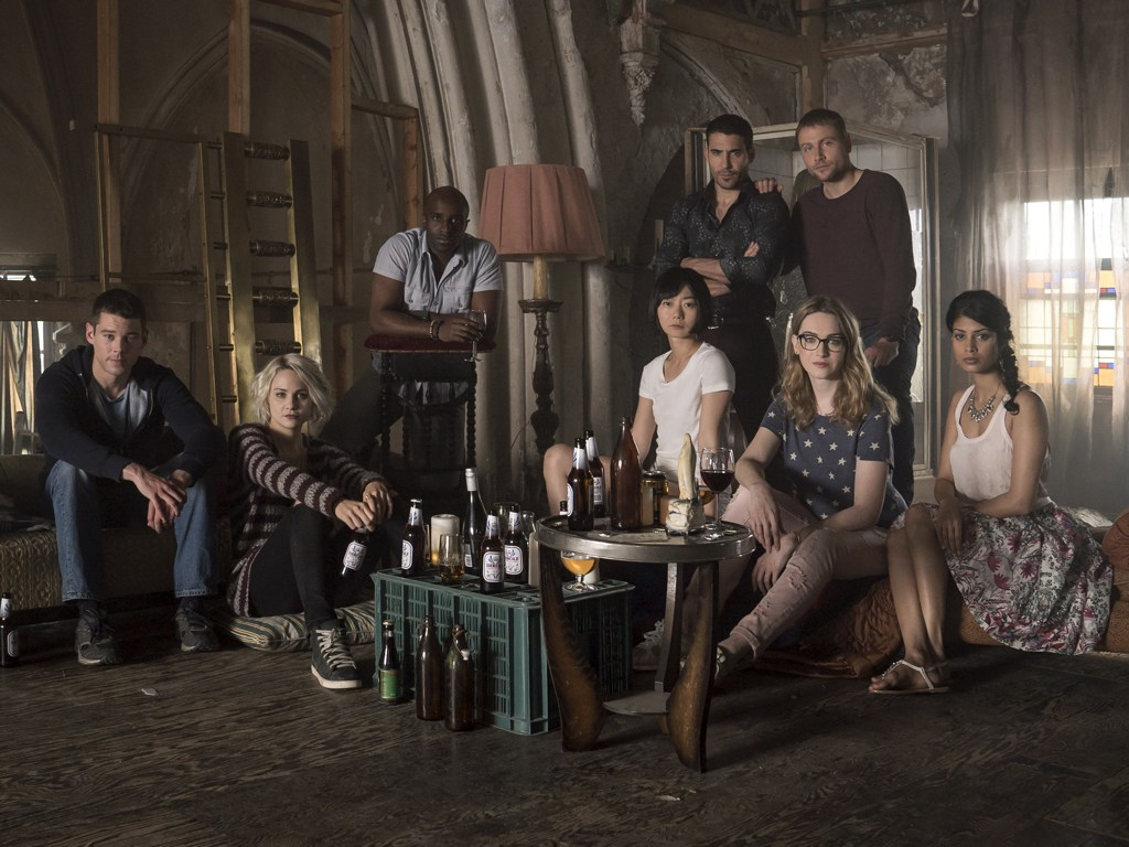 Netflix's Sense8 is Cancelled After Only Two Seasons