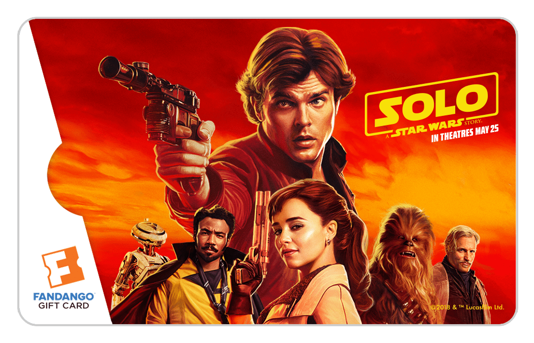 Giveaway: Fandango is Giving Away Two Solo: A Star Wars Story Bundles!