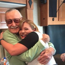 My goodbye to Stan Lee, my co-host and one of the coolest men in the world