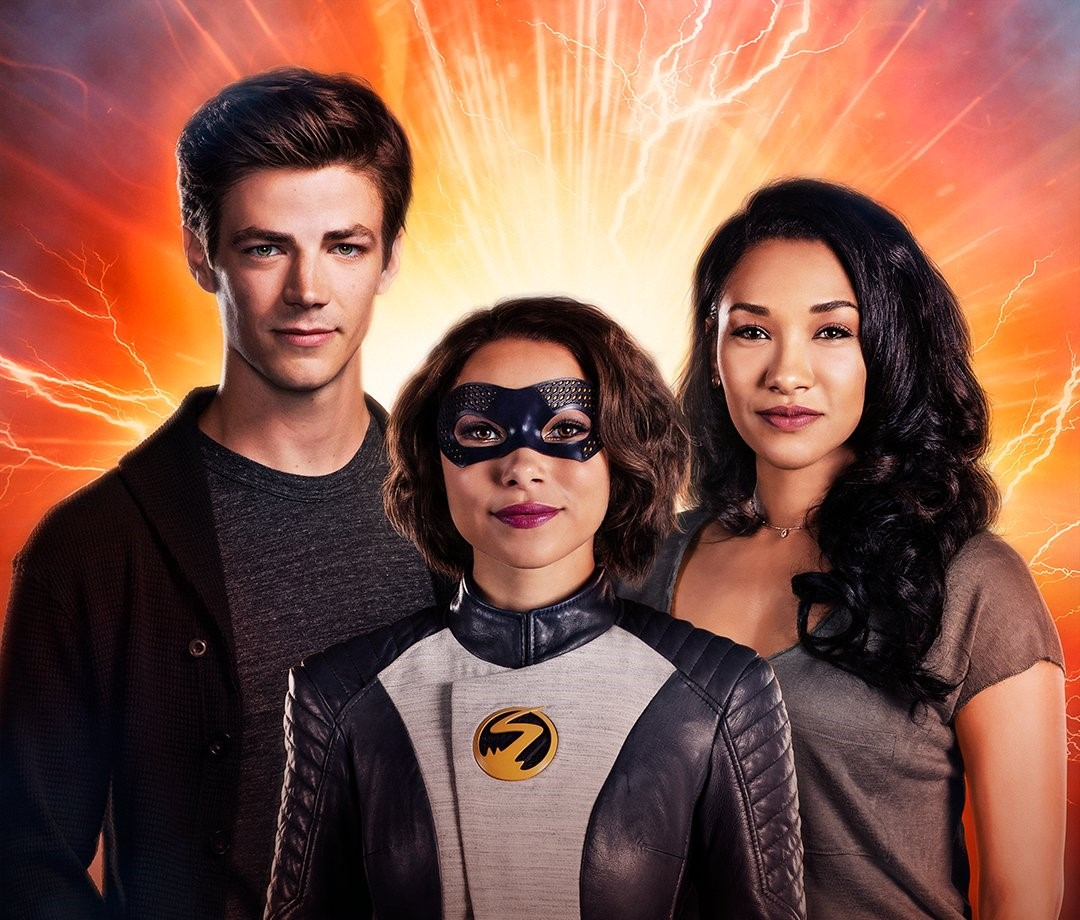 Check Out the Season 5 Trailer for The Flash