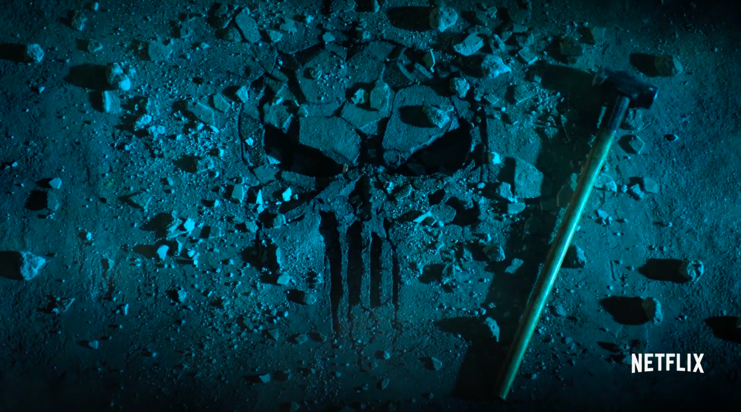 The Punisher is Here and He's Not Taking Any Prisoners
