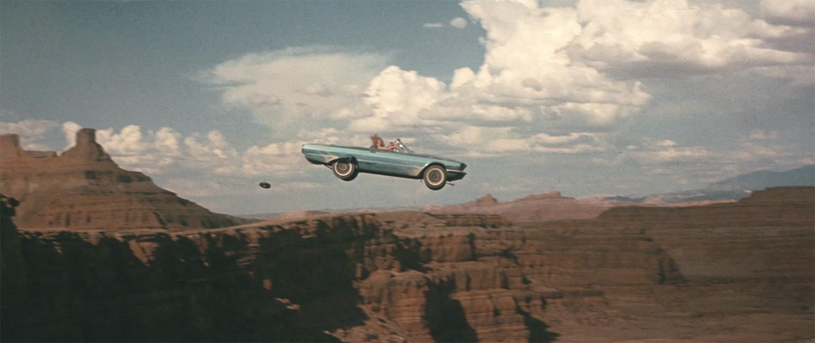 Car Thelma And Louise Drive
