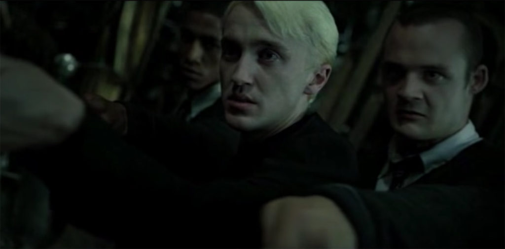 Tom Felton Deathly Hallows