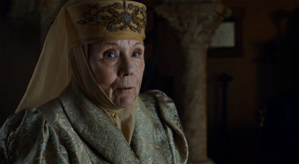 Tyrell Game of Thrones