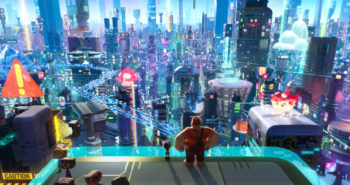 Check out the new teaser trailer forRalph Breaks the Internet: Wreck-It Ralph 2